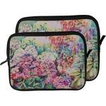 Watercolor Floral Laptop Sleeve / Case