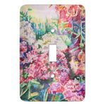Watercolor Floral Light Switch Covers