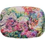 Watercolor Floral Melamine Platter