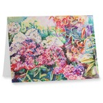 Watercolor Floral Notecards