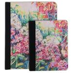 Watercolor Floral Padfolio Clipboard