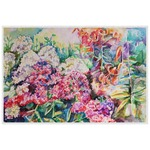 Watercolor Floral Placemat (Laminated)