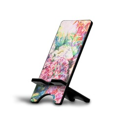 Watercolor Floral Phone Stand
