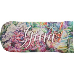 Watercolor Floral Putter Cover