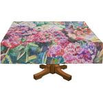 Watercolor Floral Tablecloth