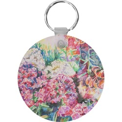 Watercolor Floral Keychains - FRP
