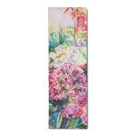 Watercolor Floral Runner Rug - 3.66'x8'