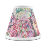 Watercolor Floral Chandelier Lamp Shade