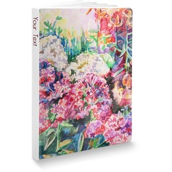 Watercolor Floral Softbound Notebook