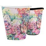 Watercolor Floral Waste Basket