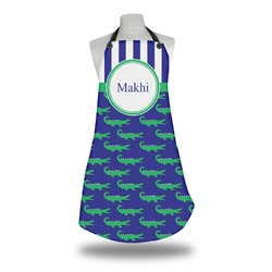 Alligators & Stripes Apron (Personalized)