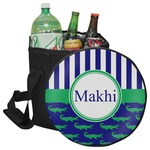 Alligators & Stripes Collapsible Cooler & Seat (Personalized)