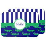 Alligators & Stripes Dish Drying Mat (Personalized)