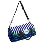 Alligators & Stripes Duffel Bag (Personalized)
