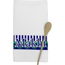 Alligators & Stripes Kitchen Towel (Personalized)