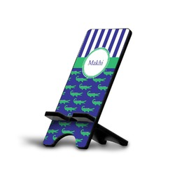 Alligators & Stripes Cell Phone Stands (Personalized)