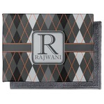 Modern Chic Argyle Microfiber Screen Cleaner (Personalized)