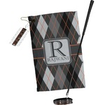 Modern Chic Argyle Golf Towel Gift Set (Personalized)