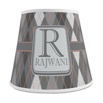 Modern Chic Argyle Empire Lamp Shade (Personalized)