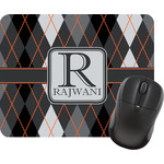 Modern Chic Argyle Mouse Pads (Personalized)