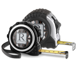 Modern Chic Argyle Tape Measure (Personalized)