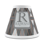 Modern Chic Argyle Chandelier Lamp Shade (Personalized)