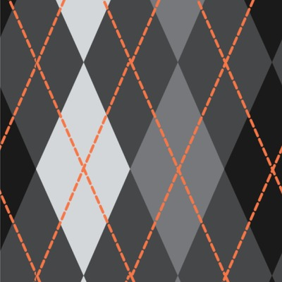 Modern Chic Argyle Wallpaper & Surface Covering