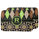 Argyle & Moroccan Mosaic Dish Drying Mat (Personalized)