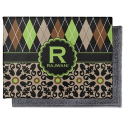 Argyle & Moroccan Mosaic Microfiber Screen Cleaner (Personalized)