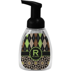 Argyle & Moroccan Mosaic Foam Soap Dispenser (Personalized)