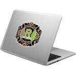 Argyle & Moroccan Mosaic Laptop Decal (Personalized)