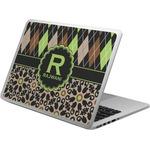 Argyle & Moroccan Mosaic Laptop Skin - Custom Sized (Personalized)