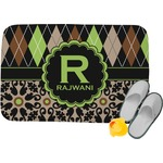 Argyle & Moroccan Mosaic Memory Foam Bath Mat (Personalized)
