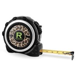 Granite Leopard Tape Measure - 16 Ft (Personalized)