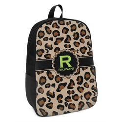 Granite Leopard Kids Backpack (Personalized)