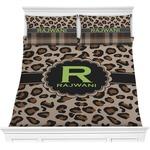 Granite Leopard Comforters (Personalized)