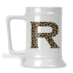 Granite Leopard Beer Stein (Personalized)