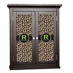 Granite Leopard Cabinet Decal - Custom Size (Personalized)