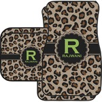 Granite Leopard Car Floor Mats (Personalized)