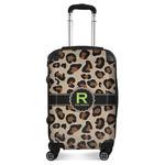 Granite Leopard Suitcase (Personalized)