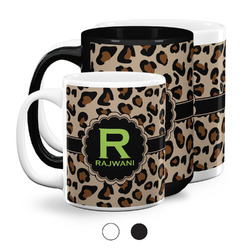 Granite Leopard Coffee Mugs (Personalized)