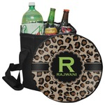 Granite Leopard Collapsible Cooler & Seat (Personalized)