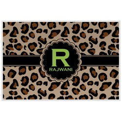 Granite Leopard Placemat (Laminated) (Personalized)