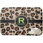 Granite Leopard Dish Drying Mat (Personalized)