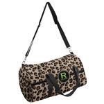 Granite Leopard Duffel Bag (Personalized)