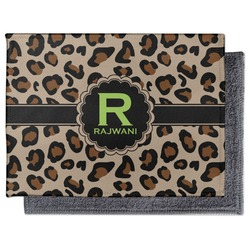 Granite Leopard Microfiber Screen Cleaner (Personalized)