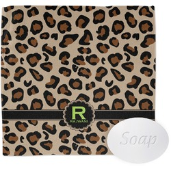 Granite Leopard Wash Cloth (Personalized)