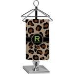 Granite Leopard Finger Tip Towel - Full Print (Personalized)