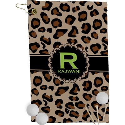 Granite Leopard Golf Towel - Full Print (Personalized)
