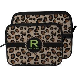 Granite Leopard Laptop Sleeve / Case (Personalized)